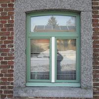 Benoni Mathot - Façades extérieures - Fenêtres
